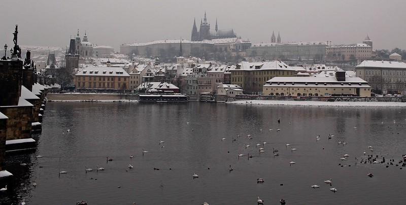 Praga inverno